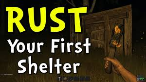 Craftsman 40442 by Let U0027s Play Rust E01 How To Survive Your First Night Rust