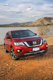 2017 nissan pathfinder review caradvice