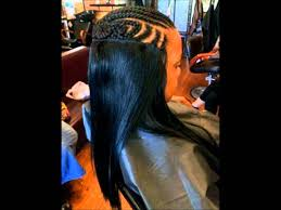full sew in done with boss