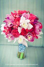 wedding flowers orchids orchids and dahlias bridal bouquet wedding flower