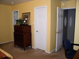 Hanging Closet Doors Closet Small Closet Doors Accordion Closet Doors Yellow