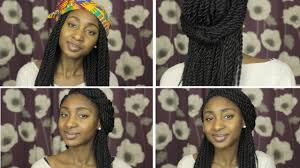 hair styles to cover bad edges how to style senegalese twists hide messy edges new growth