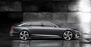 concept audi audi shows prologue avant concept