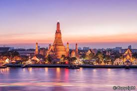 Riverside Light Show by Bangkok Riverside Attractions What To See In Riverside