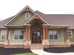 craftsman house plans with porches appealing craftsman house plans with front porch photos best