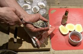 how to shuck an oyster in 3 easy steps the platinum pebble