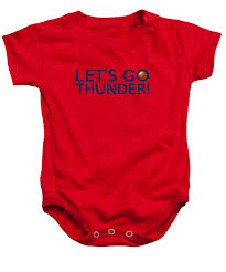 let u0027s go thunder onesie for sale by florian rodarte
