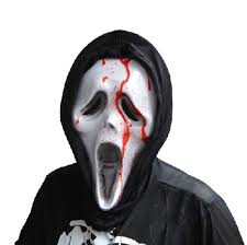 scary mask mixed scary masks hot sales scream mask fashion party supplies