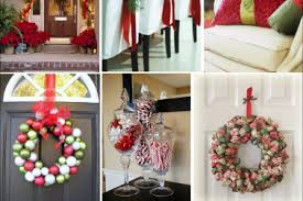 Home Made Decoration 42 Small House Interior Decorations For Christmas Awesome