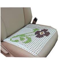 cooling air flow car seat cushions