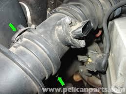 Bad Map Sensor Symptoms Mercedes Benz W210 Maf Sensor Replacement 1996 03 E320 E420