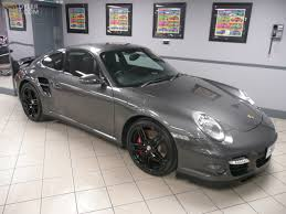 grey porsche 911 turbo 2007 porsche 911 997 turbo coupe for sale 407 dyler