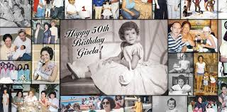 we create photo picture collage gifts using images digital files