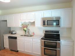 White Kitchen Laminate Flooring White Kitchen Style Dark Floors Fantastic Home Design
