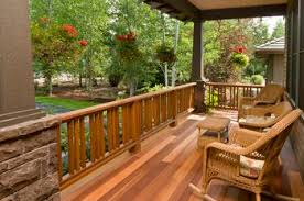 Composite Wood Wood And Composite Decking Pros And Cons