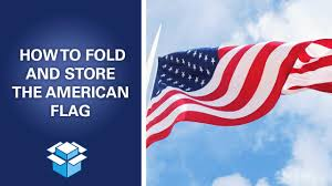 Flag Folding Meaning Folding The American Flag Feat All Flags Etc On Vimeo