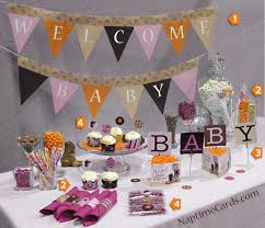 Baby Shower Decor Ideas by Table Decor Ideas For Baby Shower Baby Shower Table Decorations