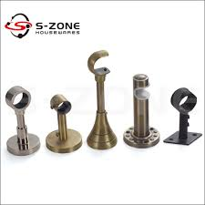 Adjustable Double Curtain Rod Brackets Cast Iron Curtain Rods 68 Fascinating Ideas On Industrial Pipe