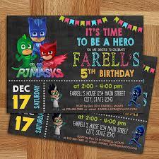 21 pj masks images pj mask birthday party