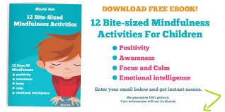 mindfulness for children u2013 body scan blissful kids