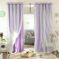 Gray And White Blackout Curtains 2018 New Arrival Lace Curtains Solid Blackout Curtains White