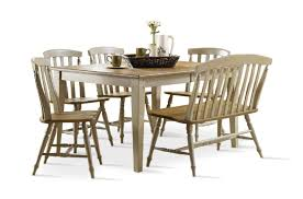 al fresco dining table with chairs and bench hom furniture