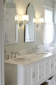 Vanity Sconce Bathroom With White Vanity And Wall Sconces Choosing The Best
