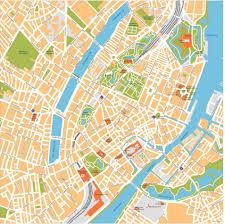 map of copenhagen copenhagen vector map eps illustrator map our cartographers