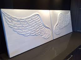 Wings Wall Decor Angel Wings Wall Art Decor