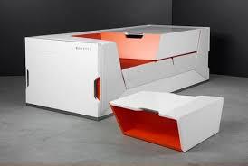 Room In A Box Transforming Fold Out Furniture Design Furniture In