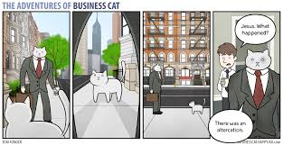 Buisness Cat Meme - the adventures of business cat territory by tomfonder on deviantart