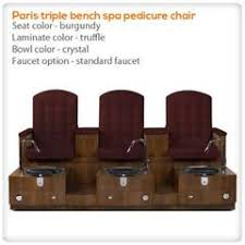 Tiffany Bench Spa Chair Bench Spa Chairs Pedicure Spa Lee Nail Supply