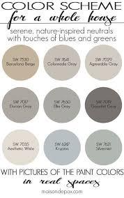 47 best color palettes for decorating images on pinterest color