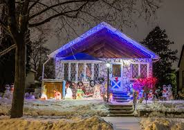 christmas and holiday lights in minneapolis st paul