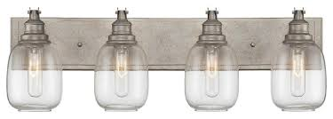 4 Bathroom Vanity Great Industrial Bathroom Lighting Shop Houzz Savoy House Orsay 4