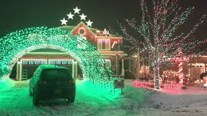 2017 lambert u0027s lights christmas display youtube