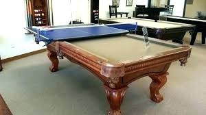 pool table ping pong table combo ping pong tops for pool tables tingz me