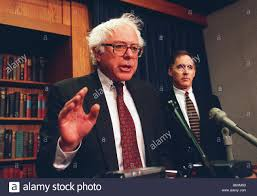 bernie sanders vermont house 1 29 98 imf press conference bernie sanders i vt and cliff stearns