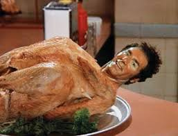 my own awkward thanksgiving seinfeld moment the