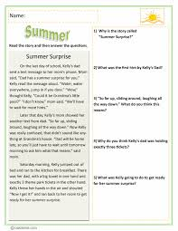 ipad reading comprehension and assessment summer surprise