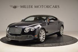 bentley v12 2014 bentley continental gt w12 stock 87766 for sale near