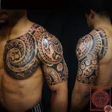 maori shoulder tatouage polynesien polynesian tattoo february 2016