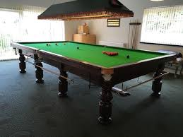 full size snooker table full size snooker table with accessories in usk monmouthshire