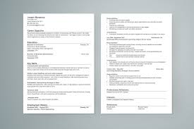 Accounting Resume Template Free Accounting Graduate Sample Resume Career Faqs