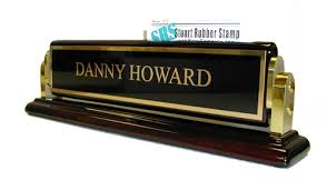 Desk Name Plates With Business Card Holder Best Of The Best Desk Name Plates For 2011 Ultimate Name