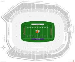map us bank stadium minnesota vikings suite rentals u s bank stadium remarkable map us