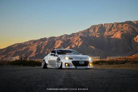 stancenation subaru brz a day in the desert thirdworld the fittest