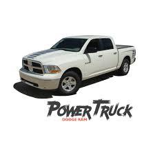 Dodge Dakota Truck Decals - dodge ram power center strobe hood rear body bed stripe decal