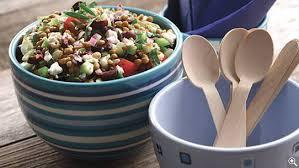 comment cuisiner des lentilles en boite salade grecque de lentilles