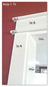 Colonial Trim by Best 25 Window Molding Trim Ideas On Pinterest Window Crown